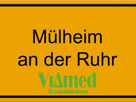 Krankenfahrdienst Mülheim an der Ruhr