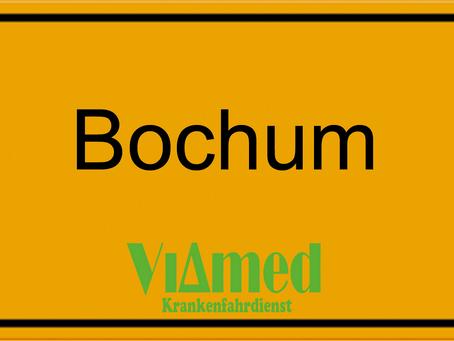 Krankenfahrdienst Bochum