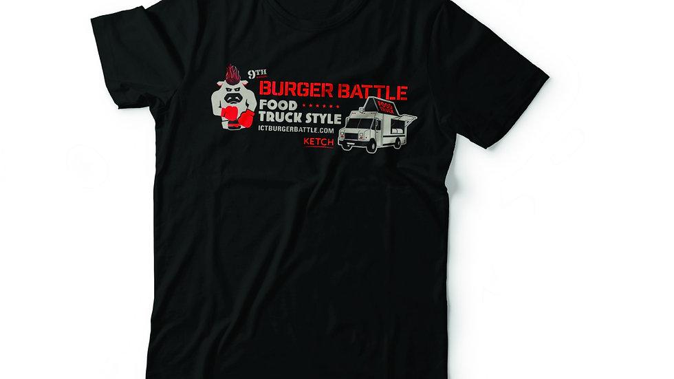 2021 Burger Battle T-Shirt