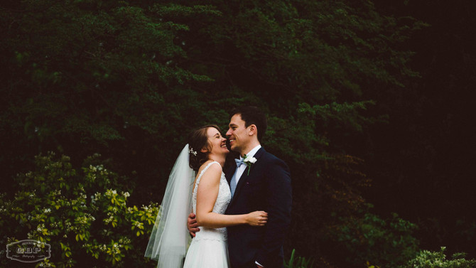 Wedding at The Great Tythe Barn