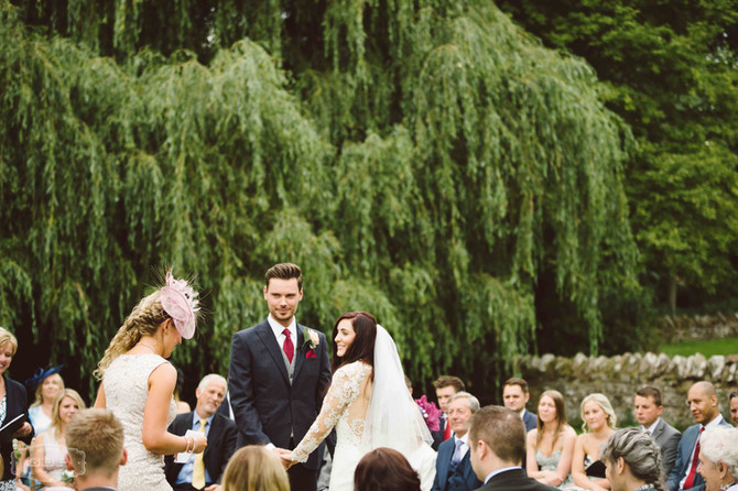Elegant Wedding at Dewsall Court