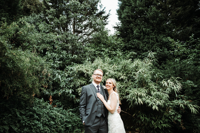 Fiona & Andrews's Berrow court Wedding