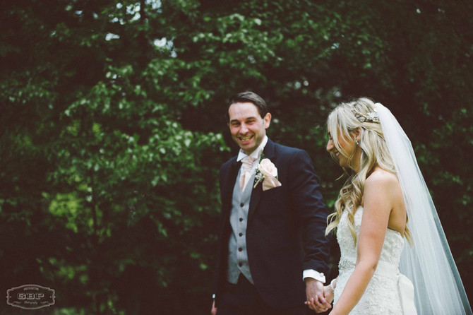 Wedding at Peckforton castle