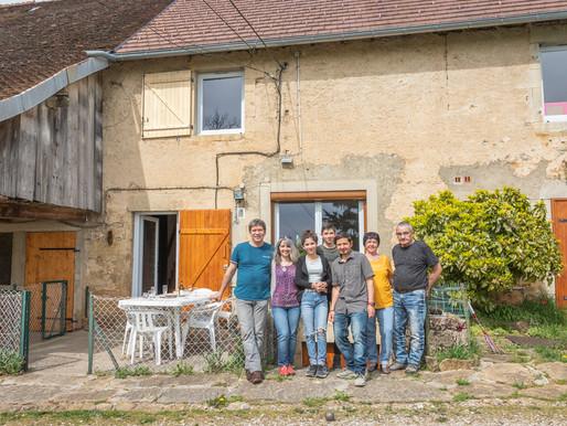 La familia au Jura