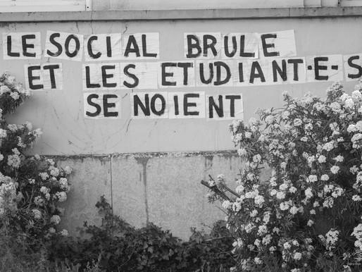Grève dans le secteur social et socio-medical