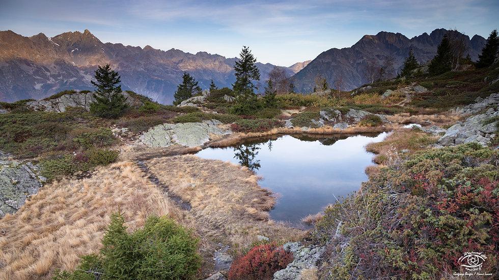 Là-haut à l'Alpe