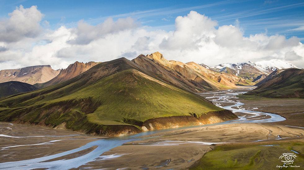 Islande - Le Landmannalaugar