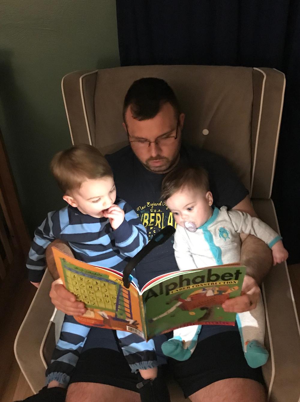 Little Bell Sleep Solutions, bedtime routine, best bedtime routine for two kids, bedtime stories, what's the best bedtime routine for babies, sleep consultant, Pittsburgh sleep coach