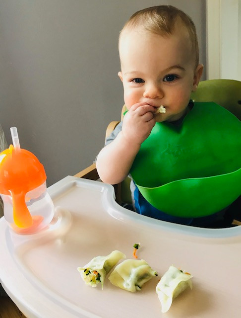how to get baby to use a cup, baby-led weaning, bottle-weaning, no tears weaning, Little Bell Sleep Solutions