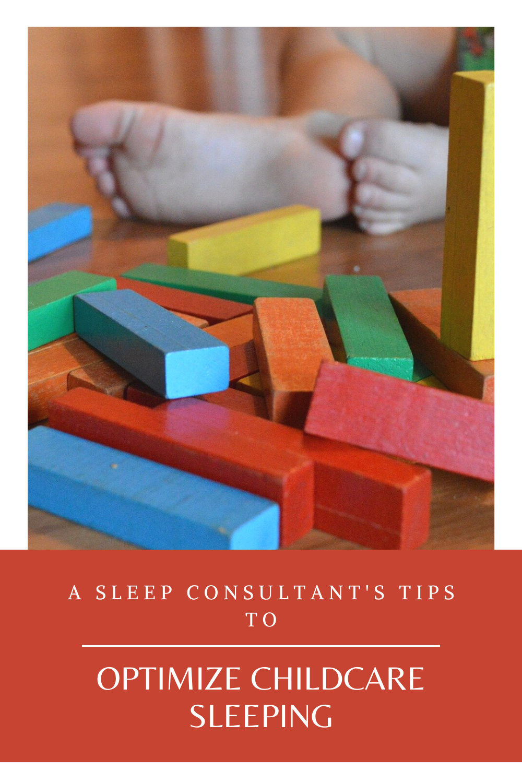 Little Bell Sleep Solutions, blocks, daycare sleep, daycare regulations, childcare