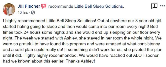 Little Bell Sleep Solutions
