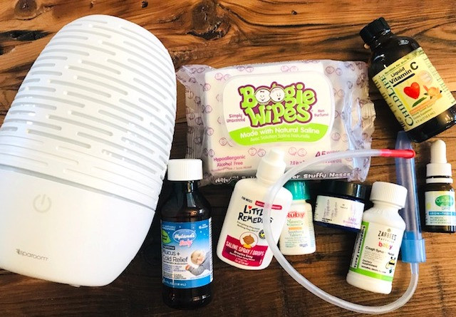 baby cold medicine, baby cold products, help my baby has a cold, Little Bell Sleep Solutions