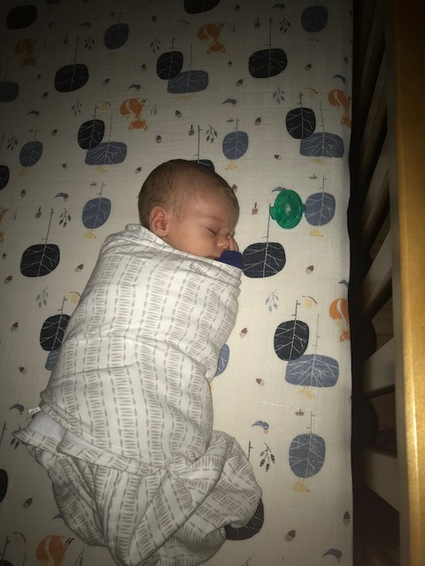 Little Bell Sleep Solutions, pediatric sleep coach, my baby gets his arm out of the swaddle, my baby gets her arm out of the swaddle