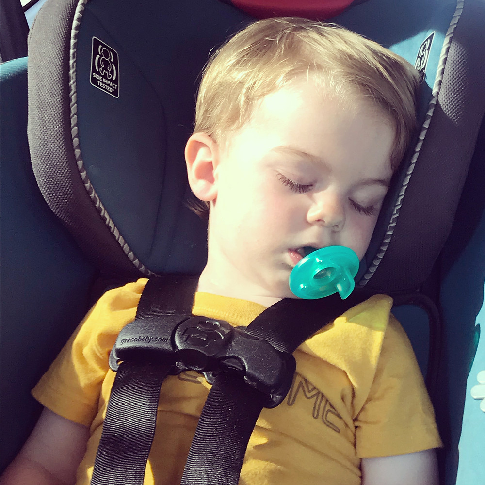 Little Bell Sleep Solutions, car nap, napping in the car, how to keep a kid awake in the car, sleep consultant