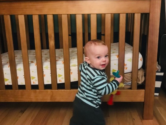 should my baby sleep in the crib when sick, my baby is sick, cold medicine for babies, Little Bell Sleep Solutions