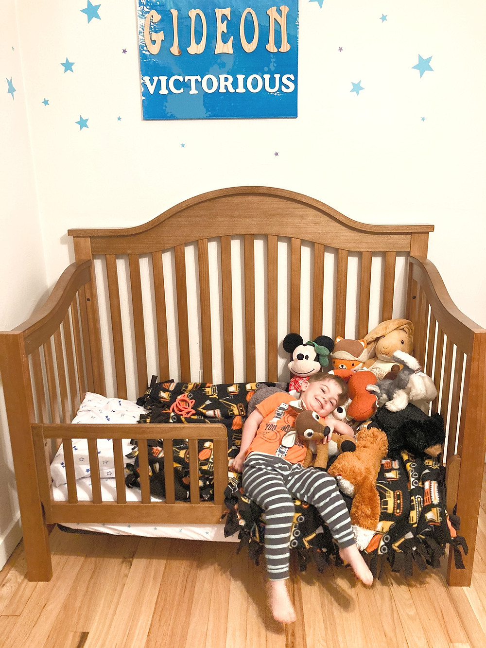 Little Bell Sleep Solutions, big boy bed, toddler bed transition, convertible crib, 4-in-1 crib, Pittsburgh sleep coach