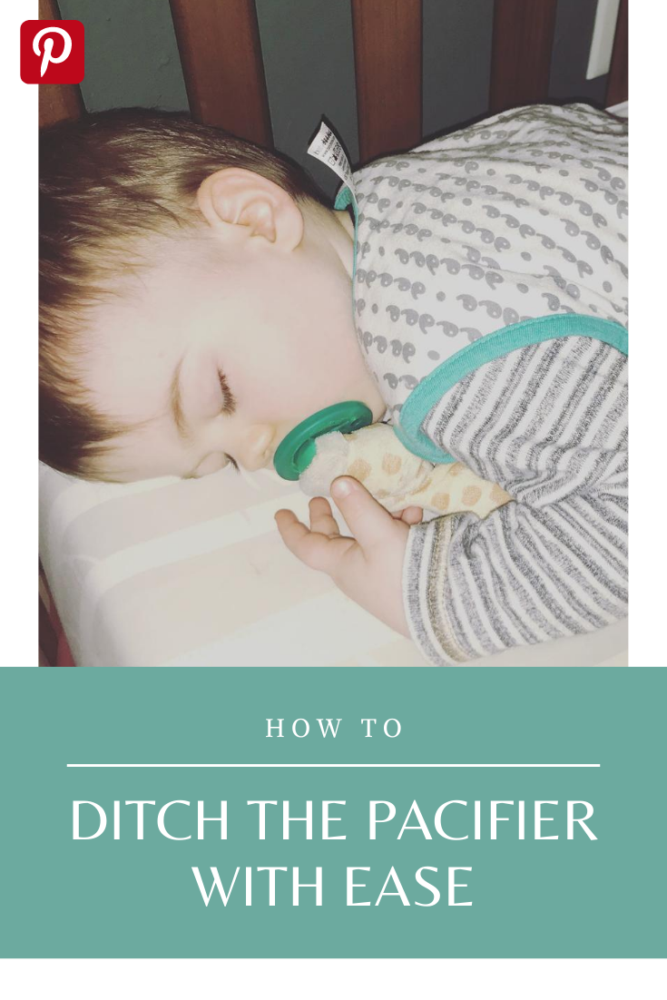 Little Bell Sleep Solutions, ditch the pacifier, get rid of the pacifier, pediatric sleep consultant