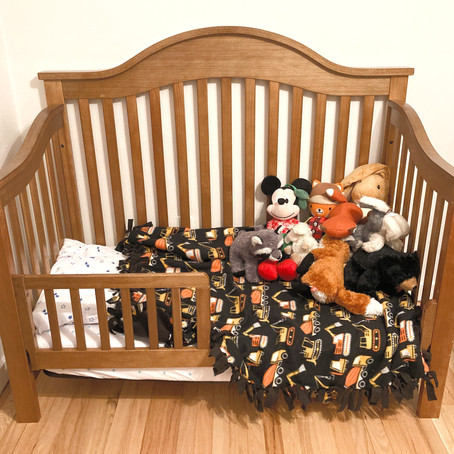Winning the Toddler Bed Transition