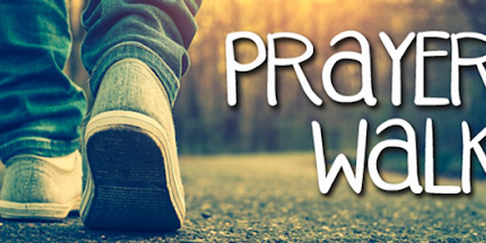 Community Prayer Walk