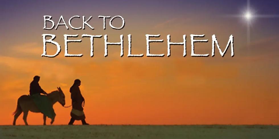 Back to Bethlehem