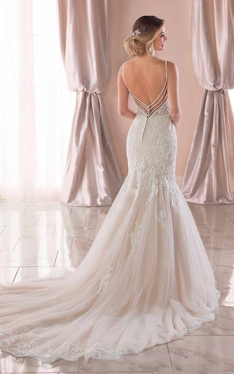 Stella York 6793 Sample Sale Gown Size10/12