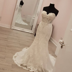 Open for business brides!!! Contact us t