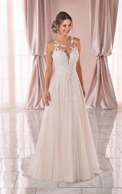 Stella York 6888 Sample Sale Gown Size 16