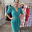 Thumbnail: Miranda Dress (turquoise)