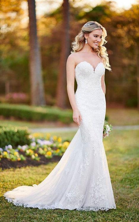 Stella York 6814 Sample Sale Gown Size 14
