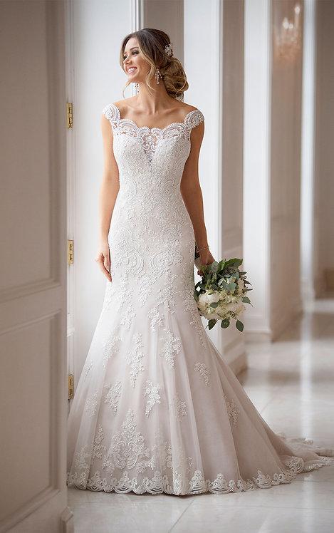 Stella York 6569 Gown Size 18