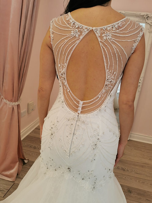 Tiffanys Naples Gown Size 12