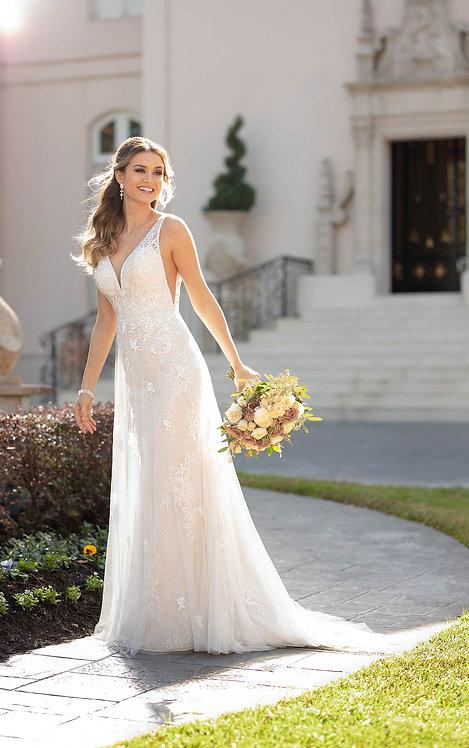 Stella York 6940 Sample Sale Gown Size 16