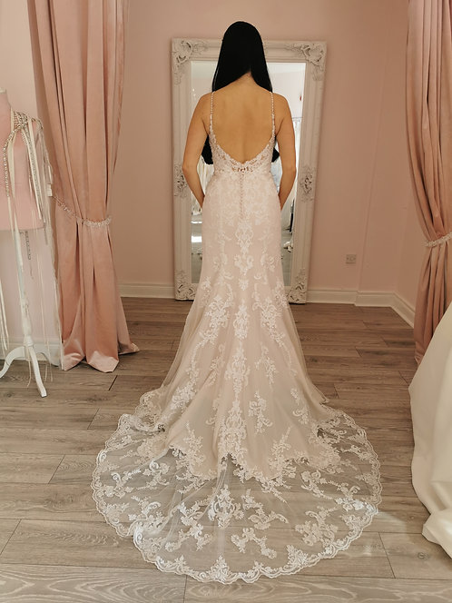 Stella York 6769 Sample Sale Gown Size 12