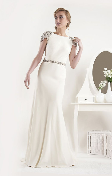 Gino Cerruti 523y Gown Size 6/8