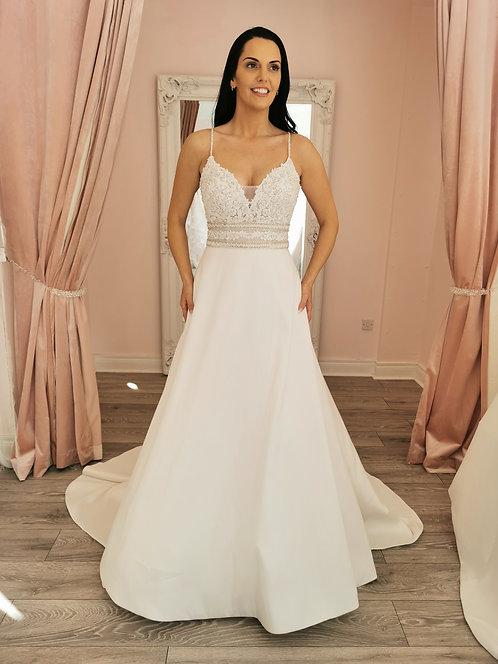 Stella York 6884 Sample Sale Gown Size 12