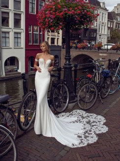 Modeca Kylie Gown Size12