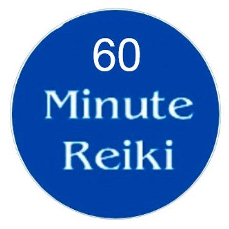 60 MINUTE REIKI