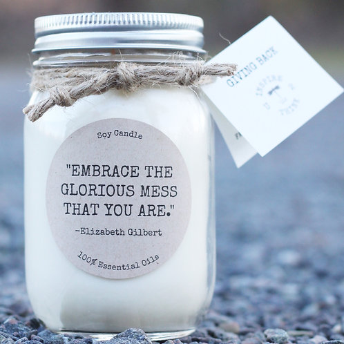 LIZ - EMBRACE (BlinkNow Candle)