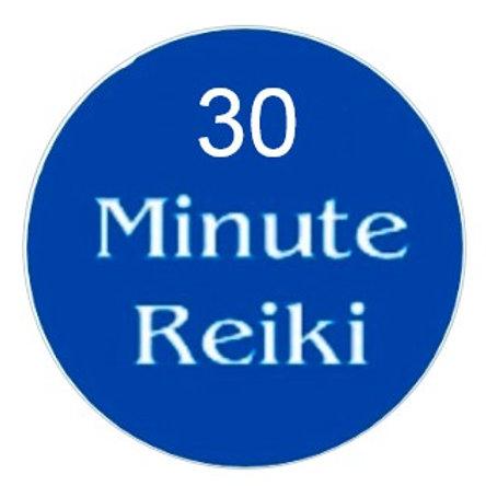 30 MINUTE REIKI