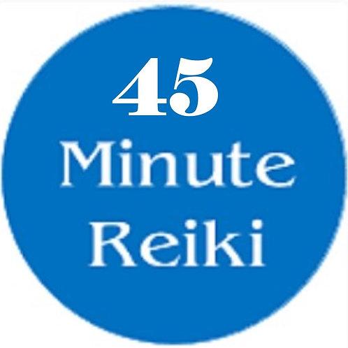 45 MINUTE REIKI