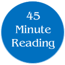 45 MINUTE READING