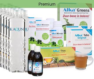 Premium pakket Ondersteun je gezondheid.
