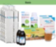 Basis pakket Ondersteun je gezondheid.pn