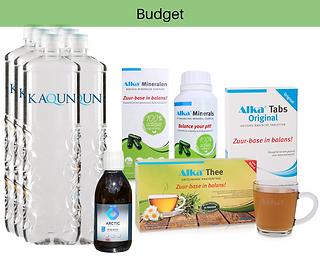 Budget pakket Ondersteun je gezondheid.p