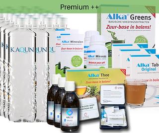 Premium++ pakket Ondersteun je gezondhei