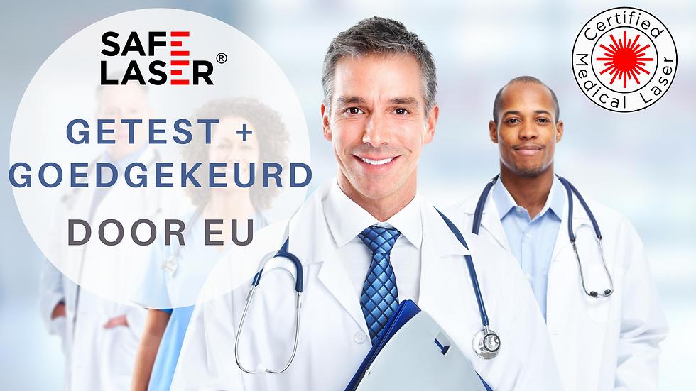 Safe Laser goedgekeurd door EU.png