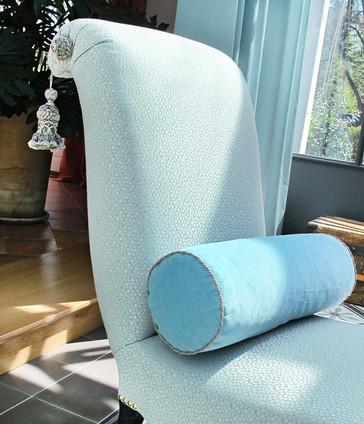 Un coussin qui s'adapte à votre fauteuil