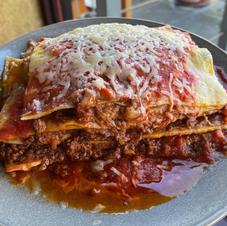 Home-made Lasagna