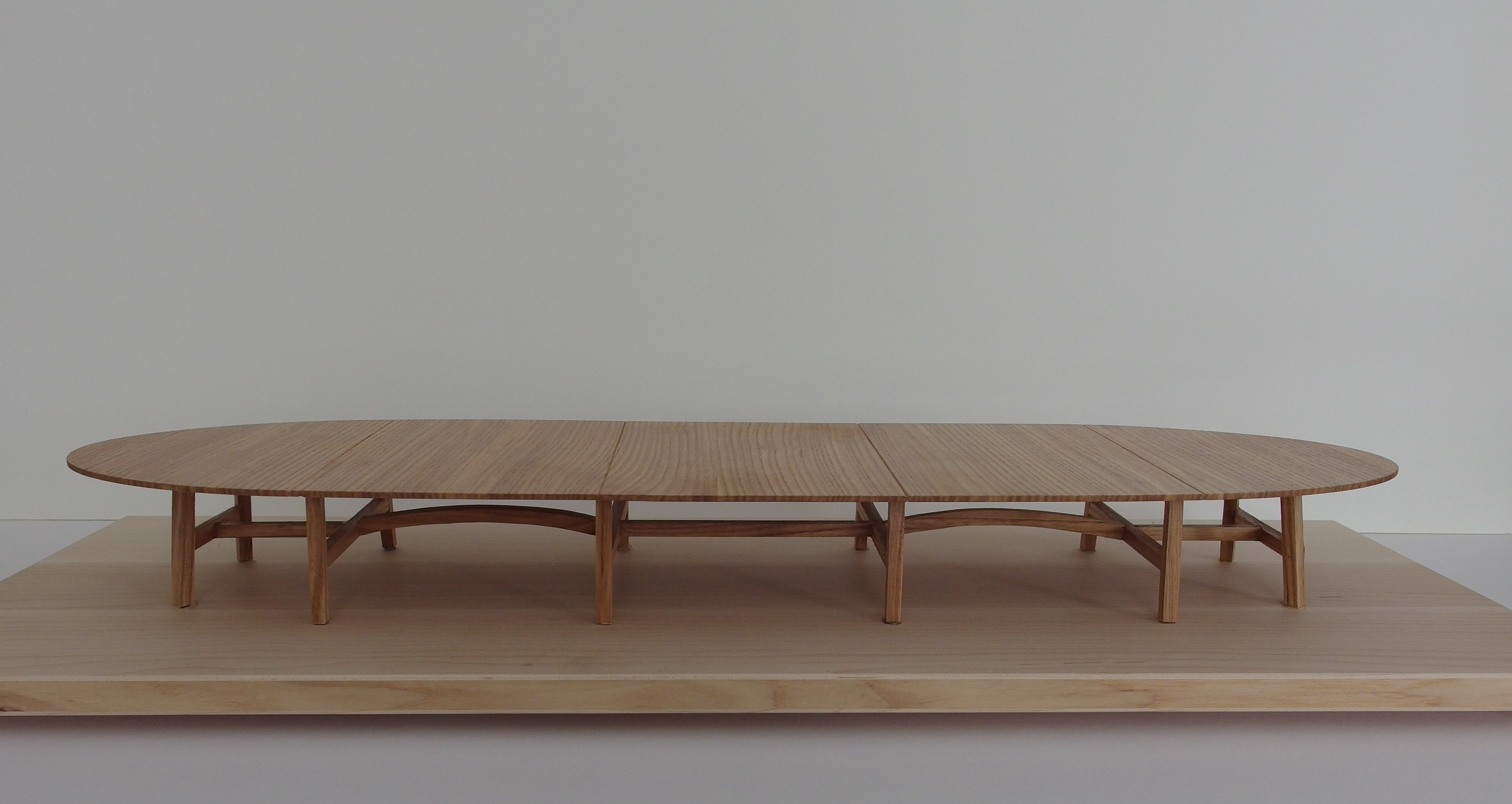Appleby College Table mockup