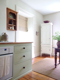 Unfitted, Eco-Friendly Kitchen